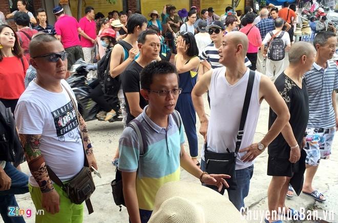 Khánh Hòa trở nên khó khăn về hành vi vi phạm của các công dân Trung Quốc