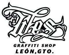 graffiti shop León Guanajuato México