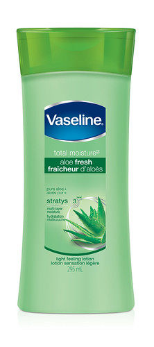 GIVEAWAY: Vaseline Total Moisture {CLOSED}