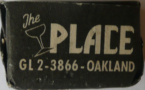 THE PLACE RESTAURANT OAKLAND CALIF by ussiwojima