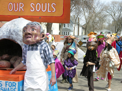 MayDay 2013 our souls