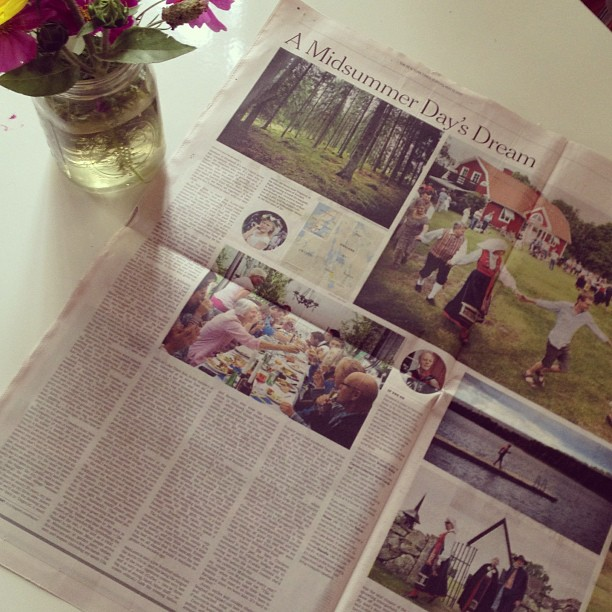 NYT travel section. Happy Mother's Day to me!!!