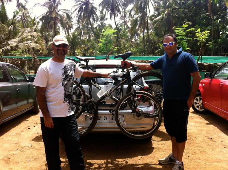 Cycling at Kelve - Resort