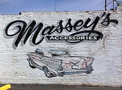 MASSEY'S ACCESSORIES
