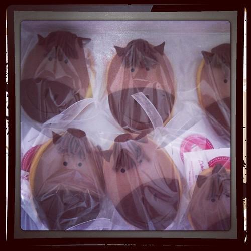 #cookies #horsecookies by l'atelier de ronitte