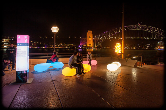 Vivid Sydney 2013: Installation 3: Limbo