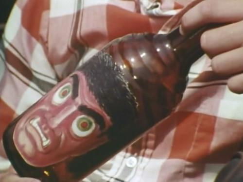 bottle-face