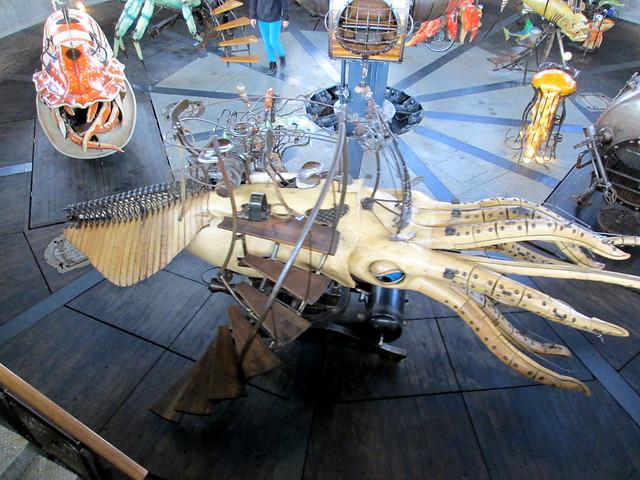 Marine Worlds Carousel 17