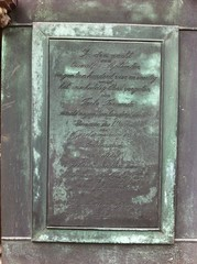 Photo of Bronze plaque number 12766
