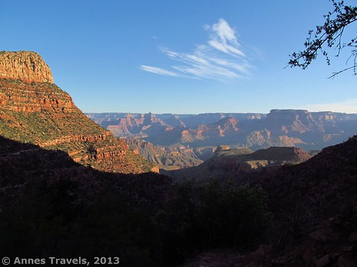 A better view from the Grandview Trail, Grand Canyon National Park, Arizona