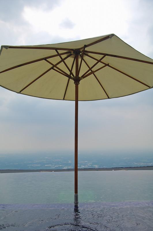屏東大武山上的紫心樓