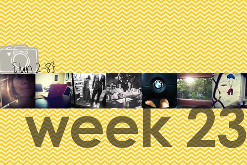 week 23 title card
