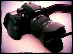 SIGMA SD15 + 18-50mm F2,8-4,5 DC OS
