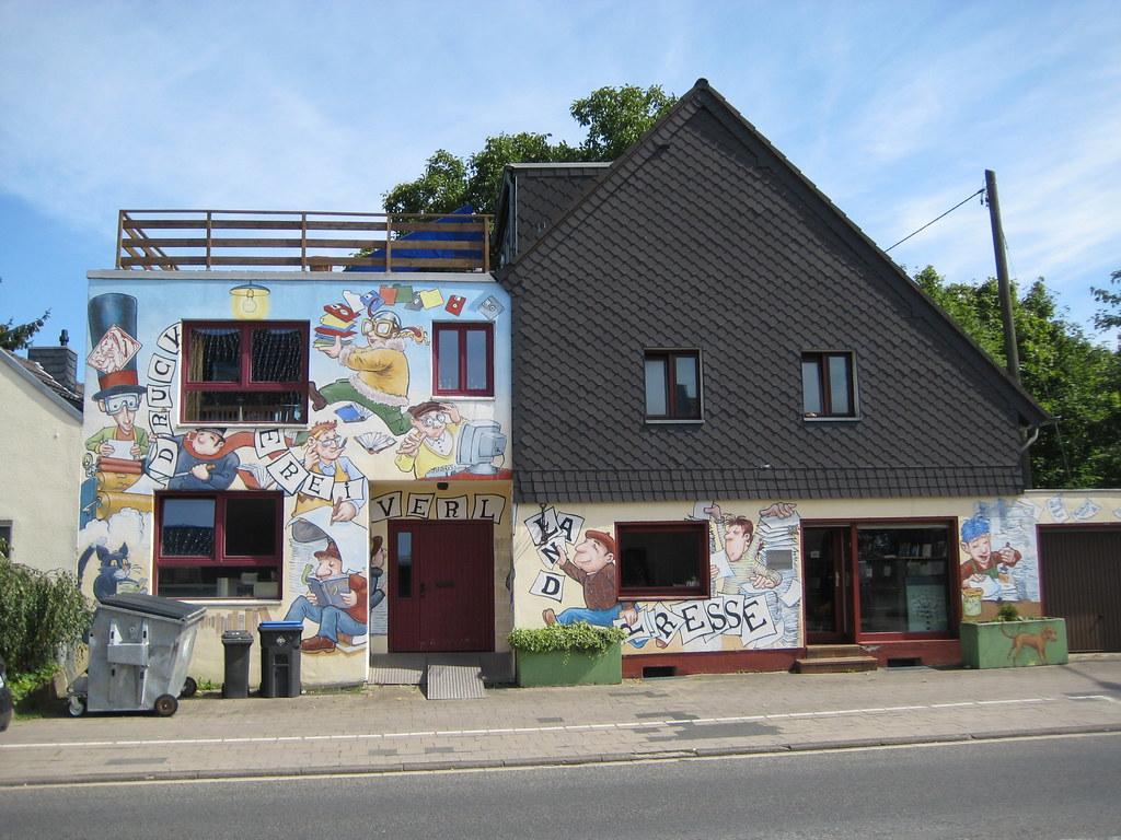 Druckerei Verlag Landpresse