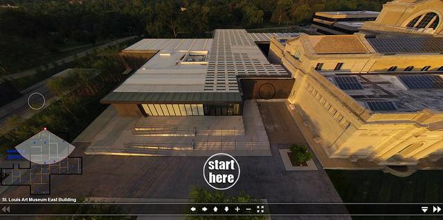 STLToday virtual tour of SLAM