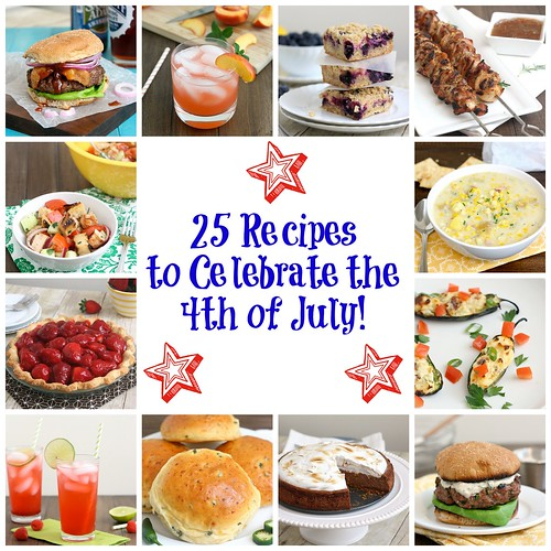25 Recipes to Celebrate the 4th of July
