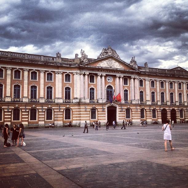 Toma de contacto con Toulouse #GrandesParajesMidi