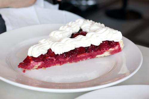 raspberry tart @ gnädinger