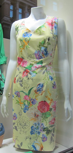 flower dress by Anna Amnell