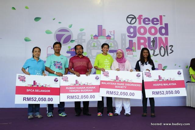 Feel Good Run 2013 Ntv7 Sangat Happening