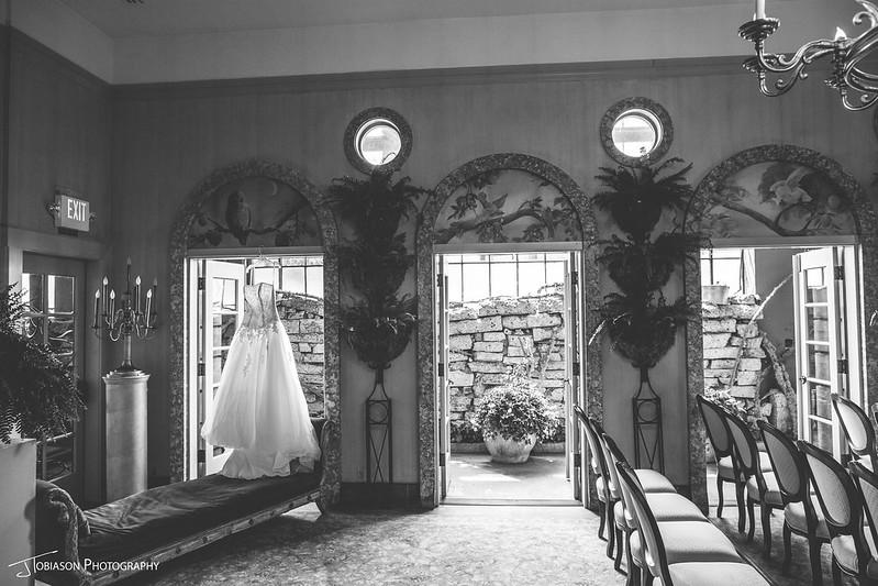 The Ruins Wedding