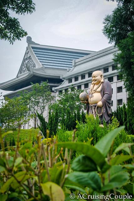 Big Buddha Statue Emei Township
