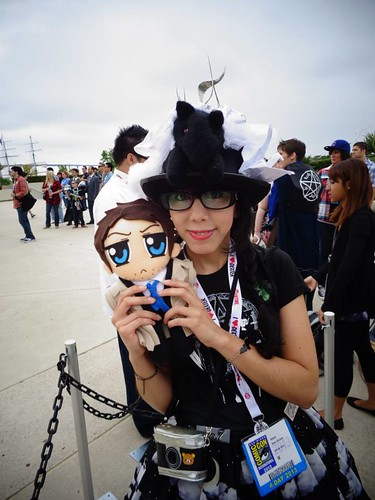 Gishwhes meetup at SDCC