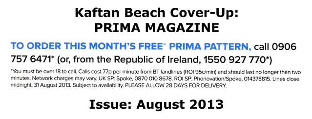 Prima Magazine - Pattern, August 2013 (05)