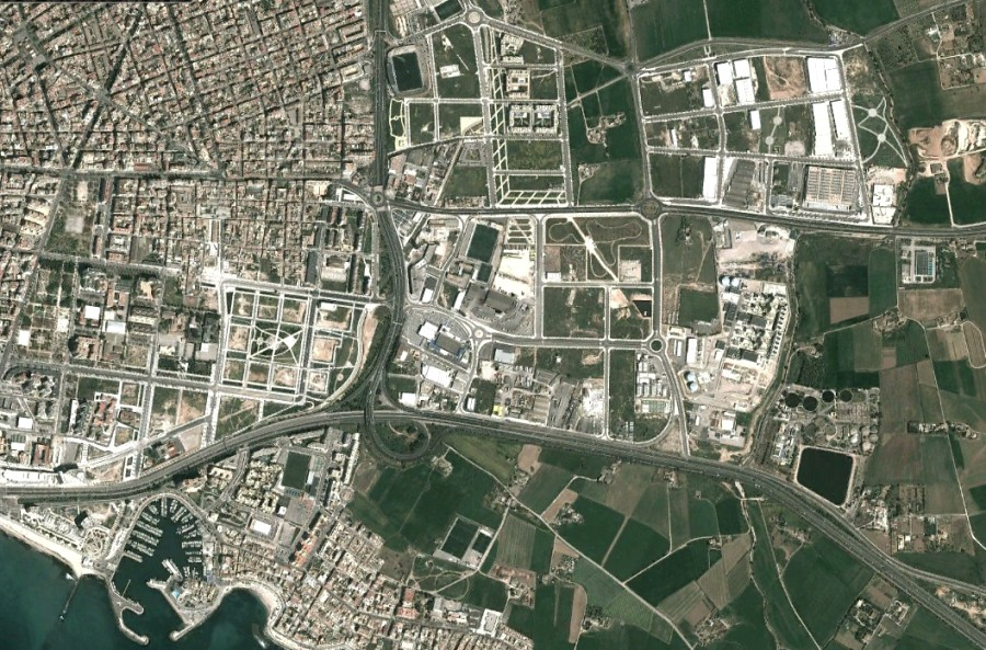 Palma de Mallorca, Islas Baleares, Illes Balears, Mallorba, después, urbanismo, planeamiento, urbano, desastre, urbanístico, construcción, rotondas, carretera