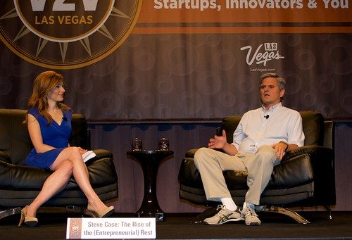Steve Case keynote @ SXSW V2V