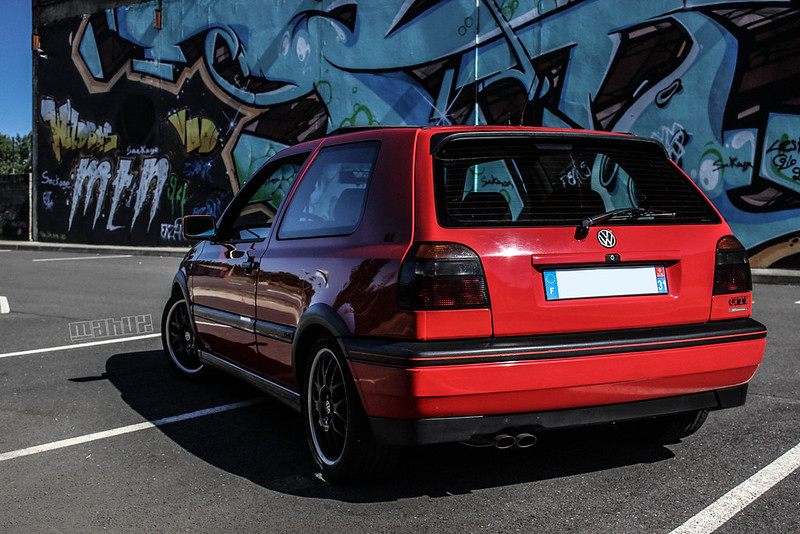 Golf MK3 GTI 20th Anniversary 9549870742_ab3aaf05bb_c