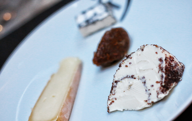 Assiette of Cheeses