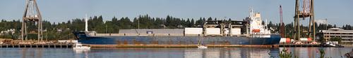 Shipment of Proppants for Fracking