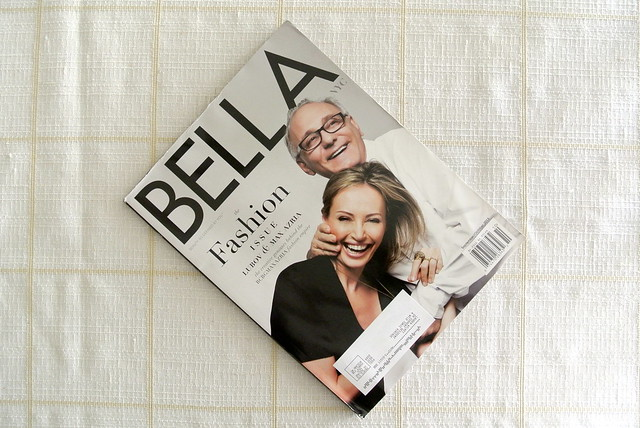 BELLA Magazine Interview!