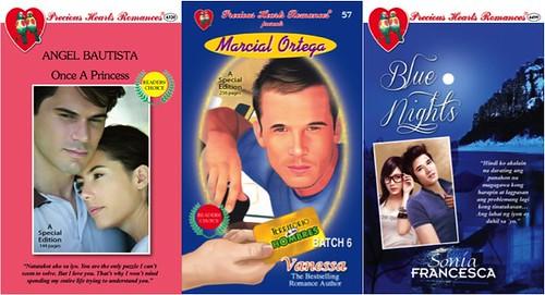 Filipino Novel Category