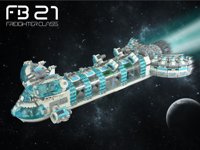 FB 21 - Freighter Class Botany