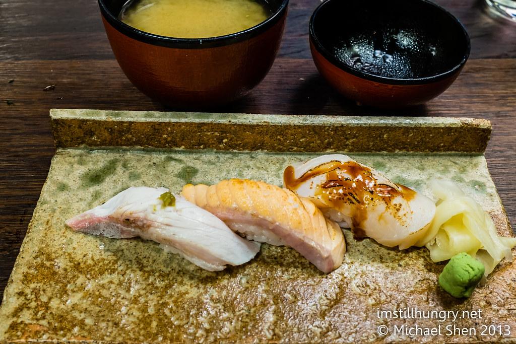 Nigiri sushi Sake Restaurant