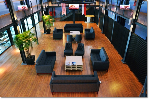 Quayside Hotel Lobby 2