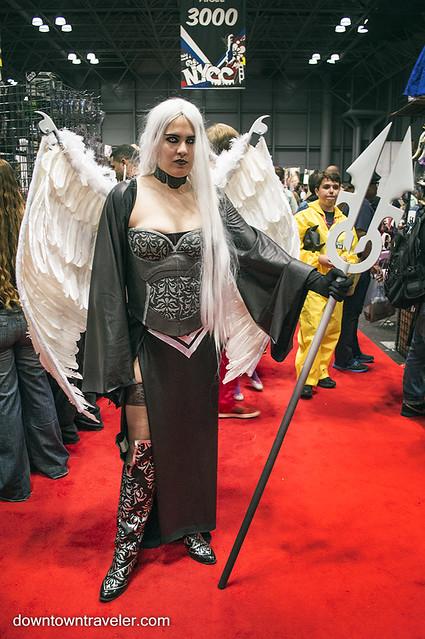 NY Comic Con Womens Costumes Avacyn