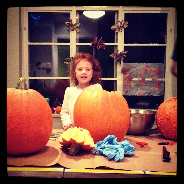 OH IT'S ON. #halloween