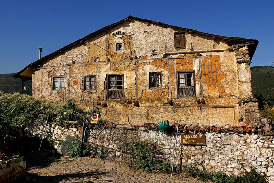 8. Casona habilitada como albergue de peregrinos. Villafranca del Bierzo, León. Autor, Titoalfredo