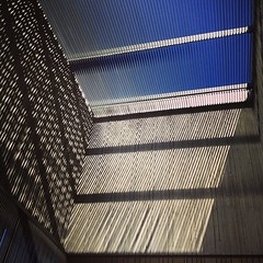 #architecture #alliedworks #louvers #sky #shadows