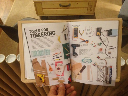 Tinkering After Dark Prep