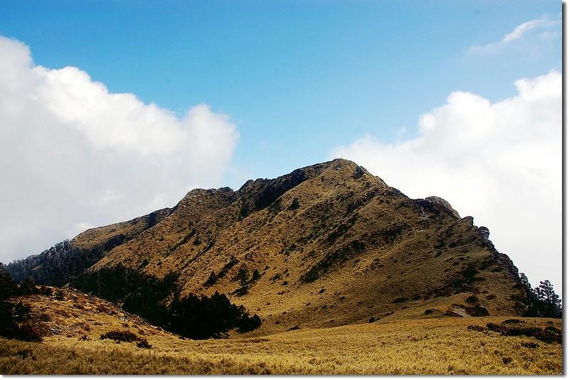 干卓萬山(西面) 3