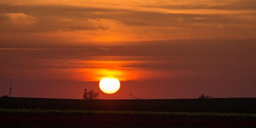 sky sun clouds canon germany geotagged deutschland eos colours sonnenuntergang sundown himmel sonne farben afterglow abendrot abends börde saxonyanhalt sachsenanhalt intheevening 2013 schwaneberg canoneos650d sülzetal geo:lon=11492147 geo:lat=52014106