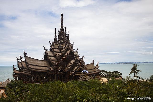 "Pattaya - ""The Sanctuary of Truth"""