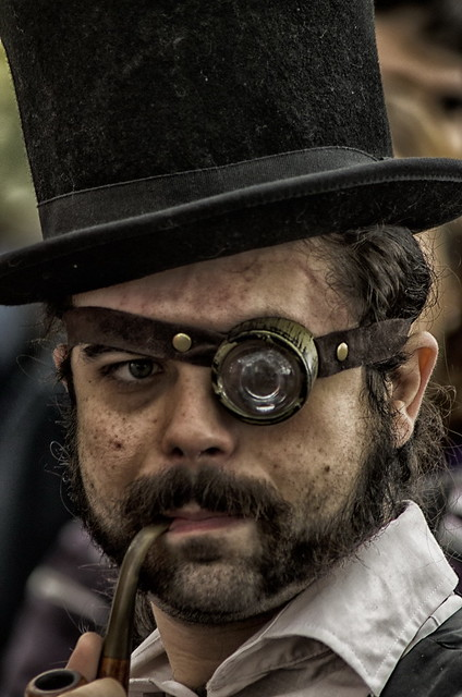 Lucca Comics and Games 2013 steampunk