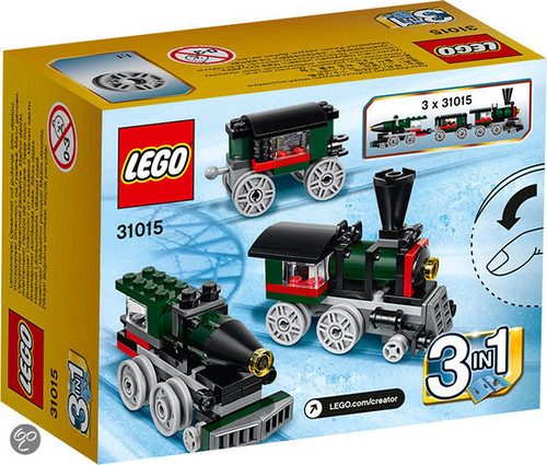 LEGO Creator 31015 Back