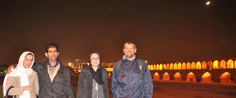 48 Puente de Sio Seh Pol o de los treinta y tres arcos en Isfahan (148)