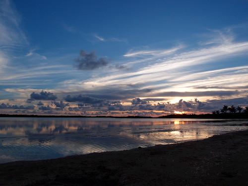 東沙環礁海洋國家公園,提供了海洋生物一個修養生息的避風港。攝影:詹嘉紋
